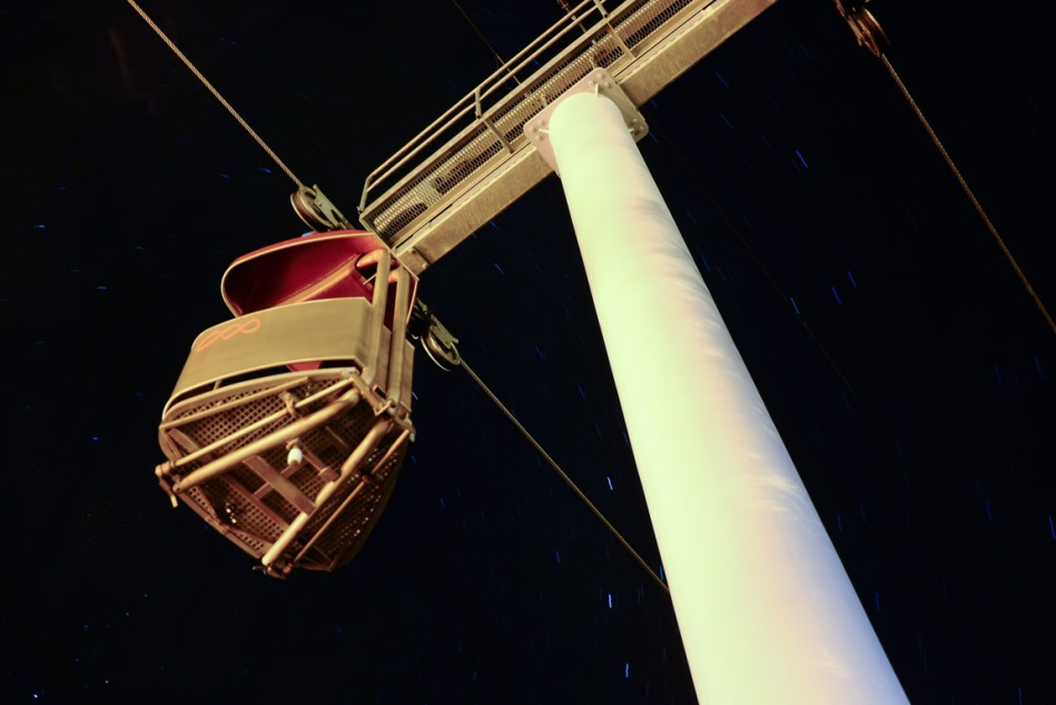 Gondola and Tower