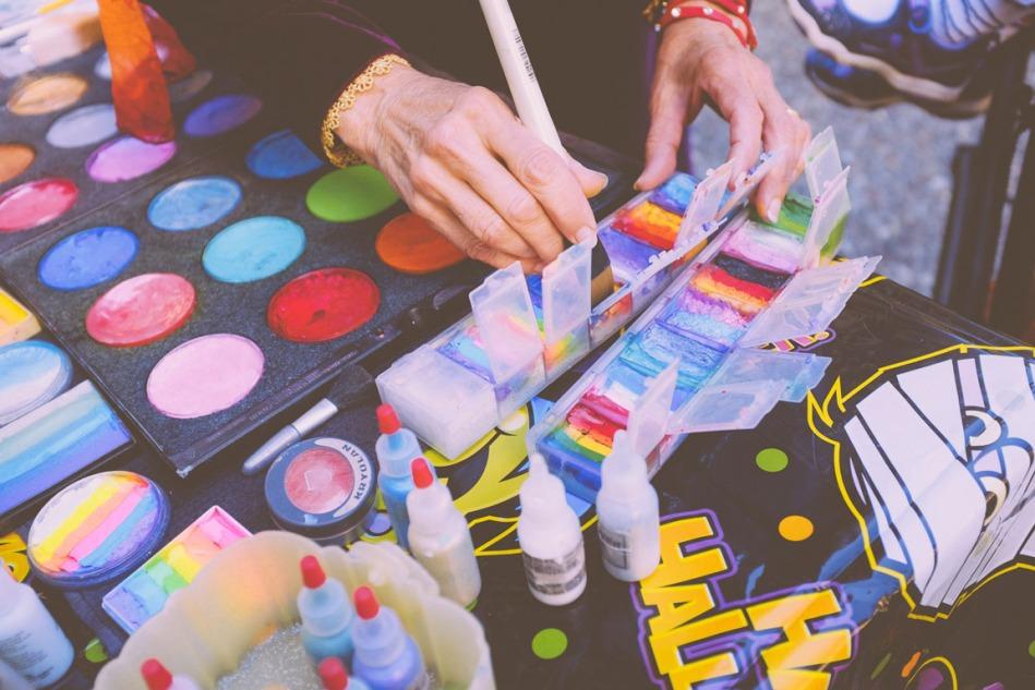 Preparing the Color