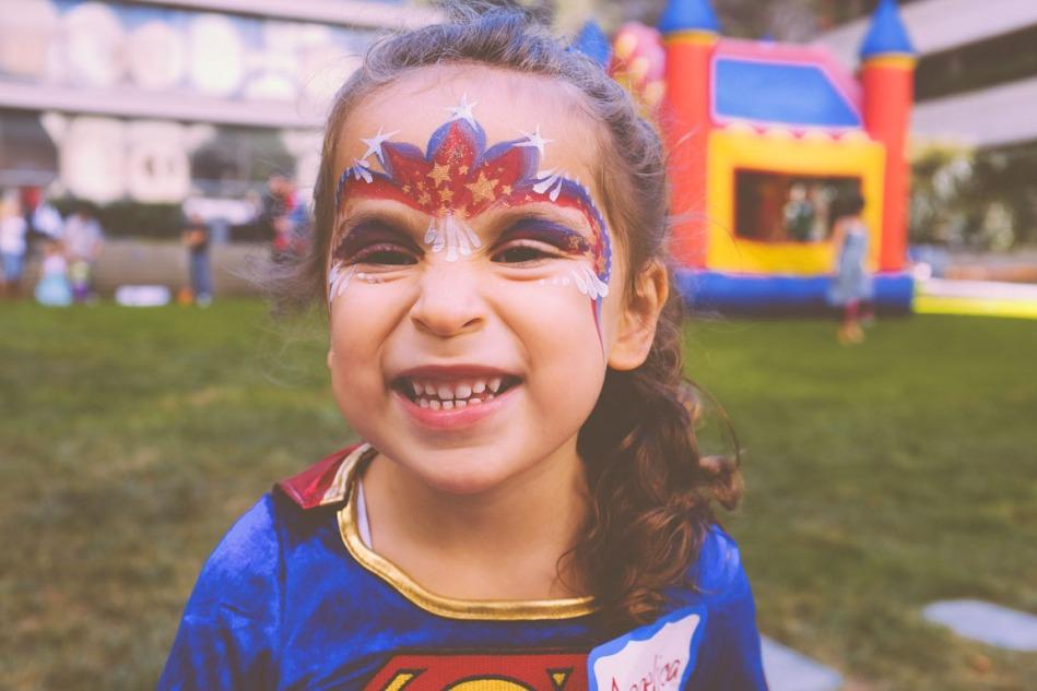 Super Girl!